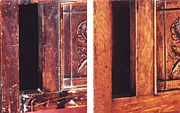 Clean a dull, dirty wood furniture finish